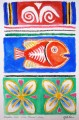 Fish Flower
