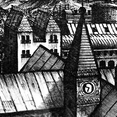 Glebni-Gorek (detail)