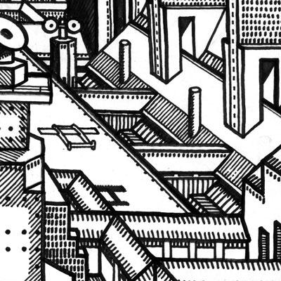 Central Vlȯtny (detail)