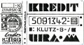 Kredit-Ura Card Specimen