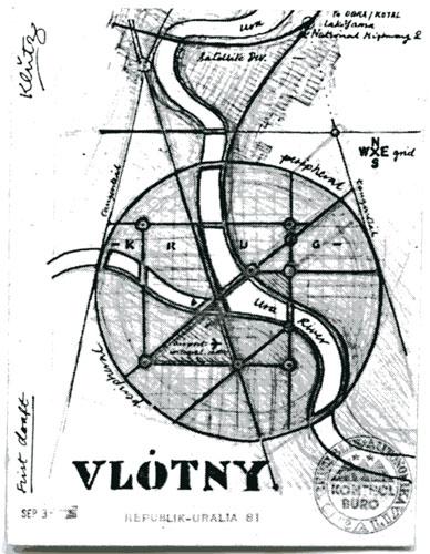 Vlotny City Plan