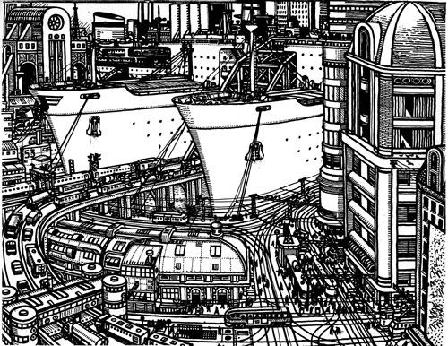 Zvarsk Docks