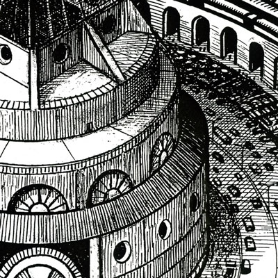Zvarsk Oratorium (detail)