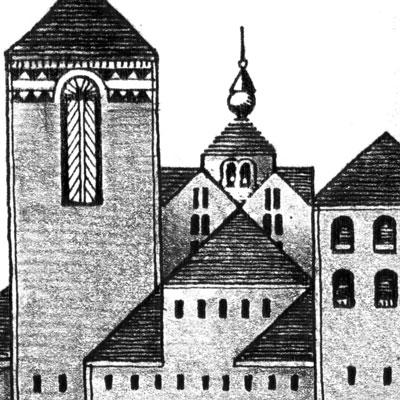 Hotel Grand Boriz (detail)