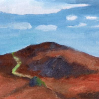 Red Hill (detail)