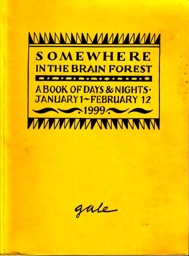 Somewhere in the Brain Forest (front cover)