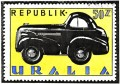 Uralia Boriz Car Stamp