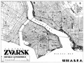 Plan Map of Zvarsk
